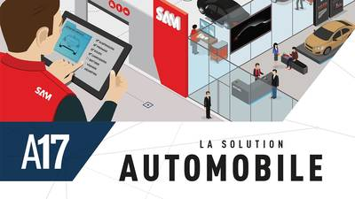 Catalogue SAM Outillage La Solution Automobile 2017