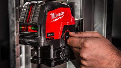 laser Milwaukee M12 CLLP