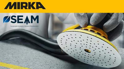 MIRKA Sustainable European Abrasive Manufacturers 2020