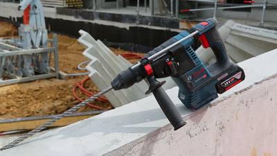 Perforateur SDS-Plus Bosch GBH 18V-26F Professional