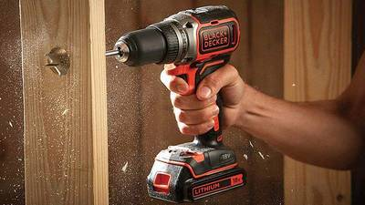 Perceuse-visseuse BL186K1B2-QW BLACK+DECKER