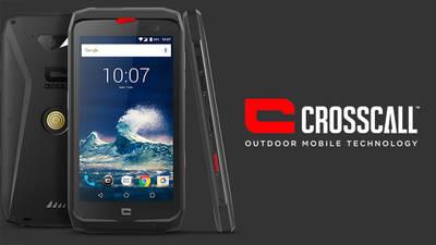 Test et avis du téléphone Crosscall ACTION-X3 Pro