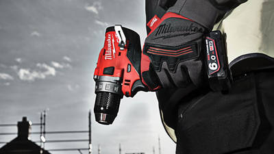 Test et avis perceuse à percussion Milwaukee M12 FPD