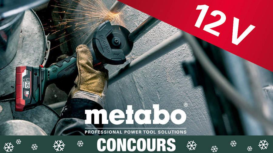 Metabo Lot de 15 embout de perceuse,Vert