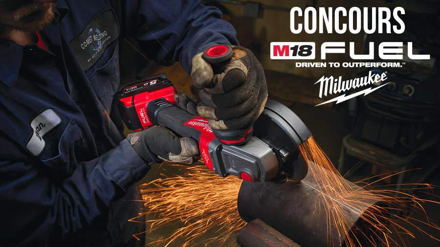 Meuleuse M18 Milwaukee