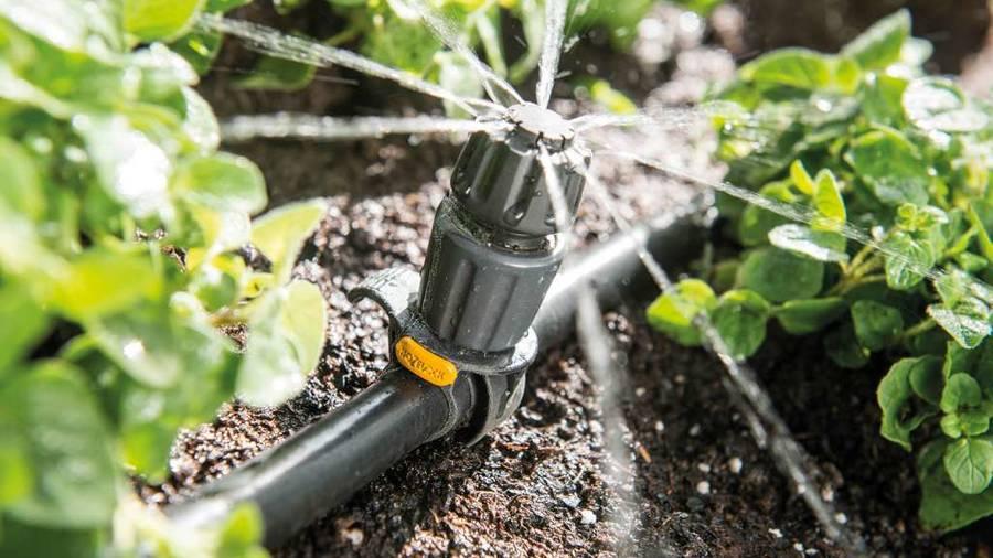 Système d'irrigation EasyDrip © Hozelock