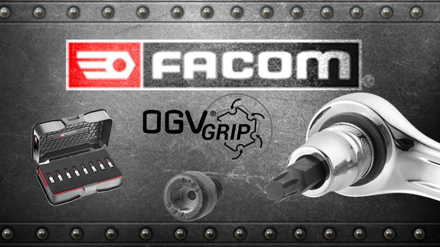 Test et avis du nouveau profil OGV GRIP FACOM pour l'extraction de vis hexagonales endommagées