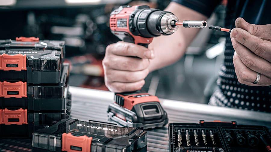 FACOM dévoile sa nouvelle gamme d'accessoires IMPACT DUAL TORSION