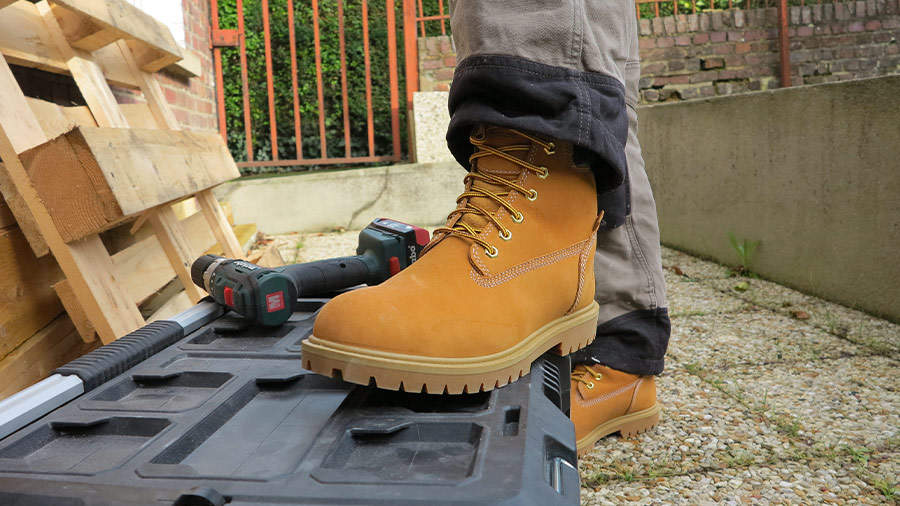chaussure securite timberland pro iconic