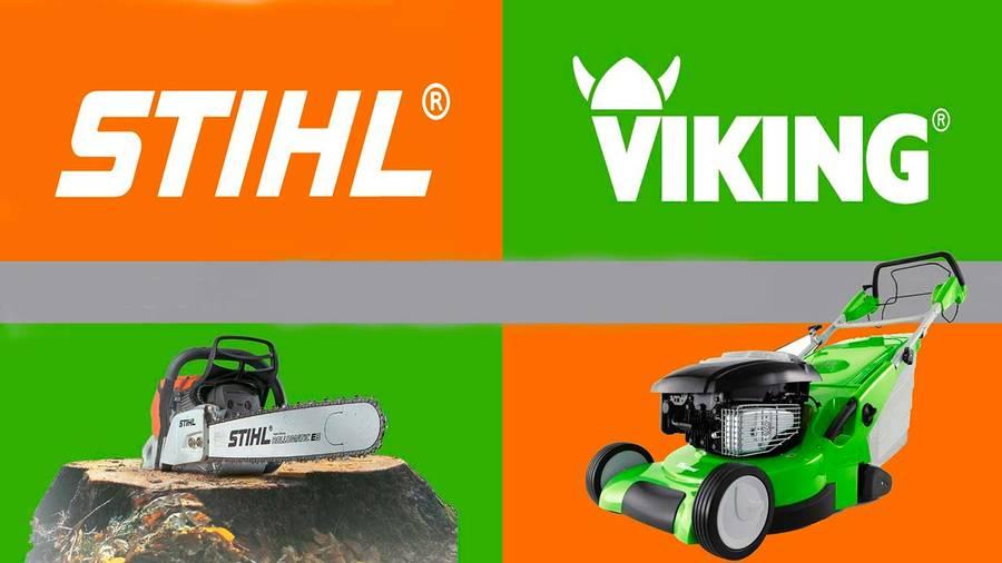 Les produits STIHL et VIKING seront vendus sous une seule et unique ...