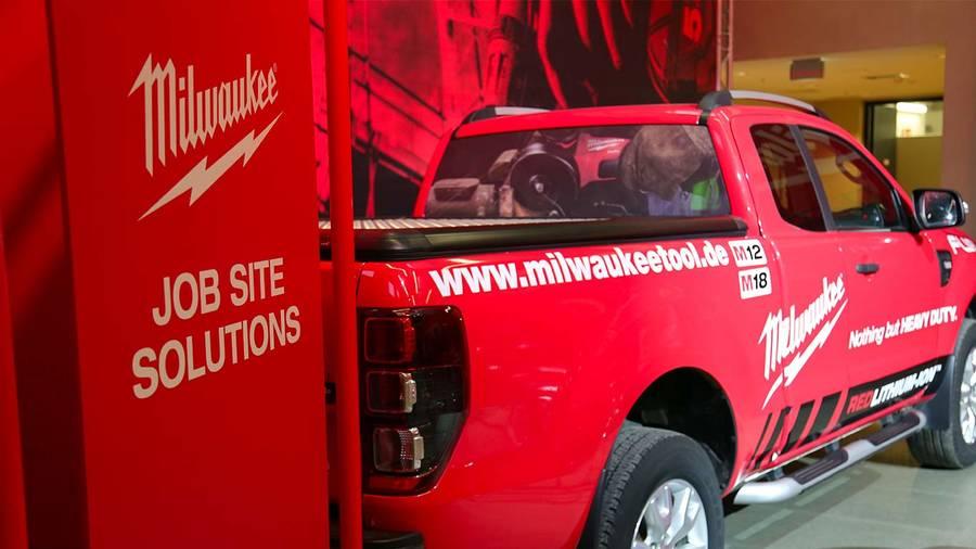 Milwaukee Speed datant