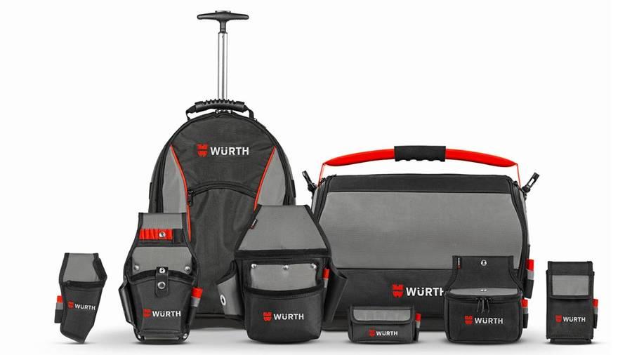 Meilleure solution de transport d'outillage Würth
