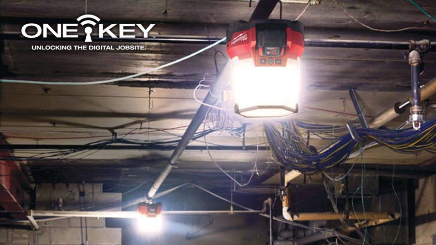 Chantier Milwaukee À Solutions De M18 360° Nouvelles D'éclairage XukZOiP