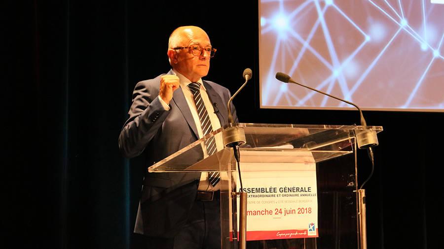 Thierry Anselin, Directeur Général du Groupe COFAQ