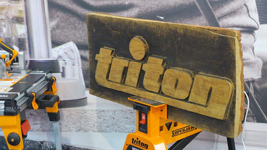 Test et avis sur l'outillage Triton powertools Batimat 2017