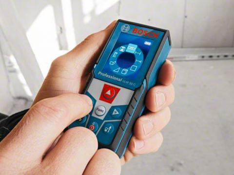 Test et avis du telemetre GLM 50 C 0601072C00 bsoch professional