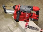 Perforateur Milwaukee M18 CHPX-502C