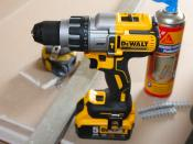 Perceuse-visseuse à percussion DCD996 XRP DEWALT