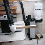 Aspirateur d'atelier SPA 1702 W Metabo © Zone Outillage