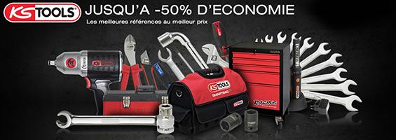 Promotions outillage KS TOOLS