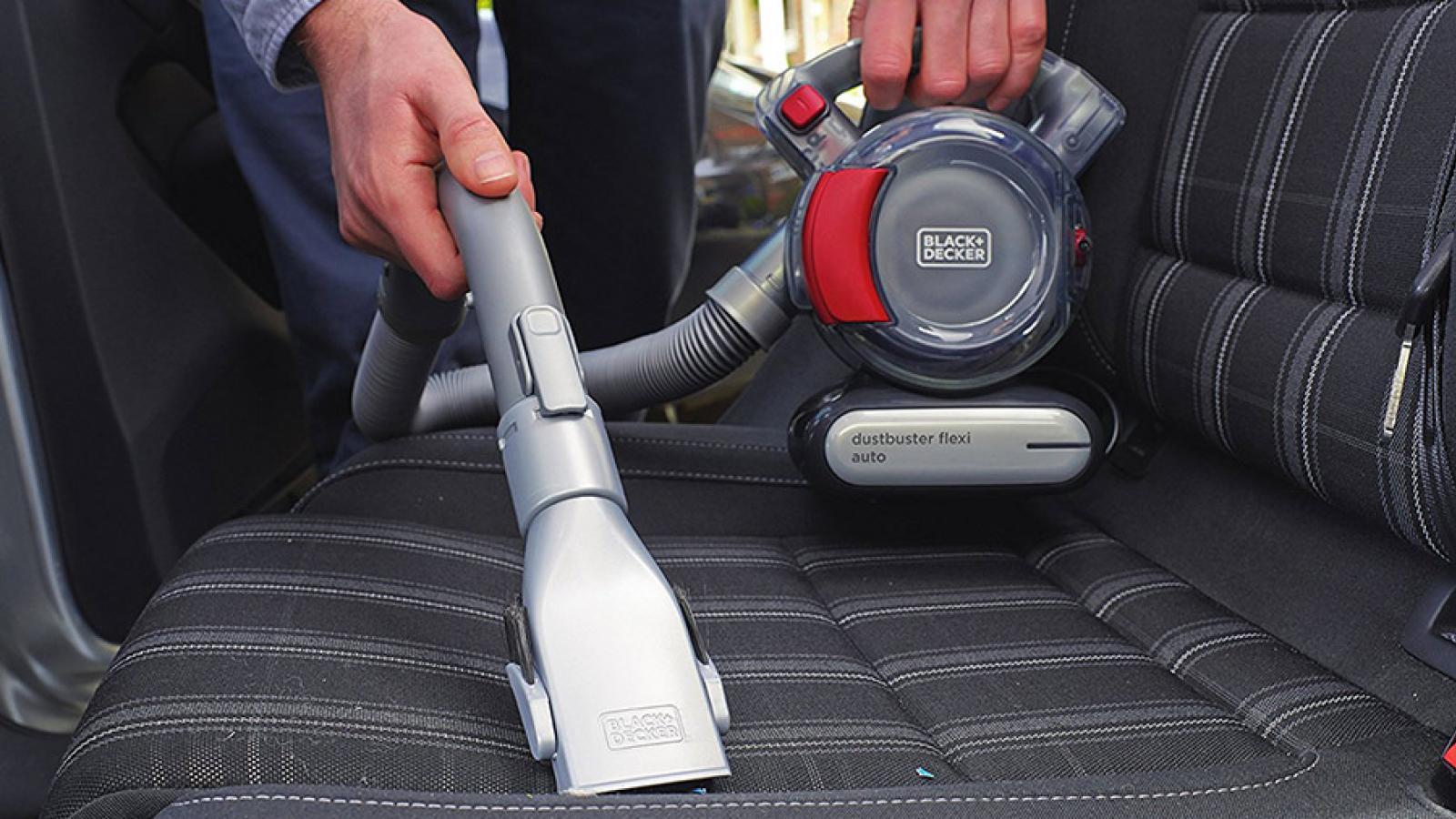 Avis et test aspirateur pour voiture dustbuster black+decker au meilleur prix