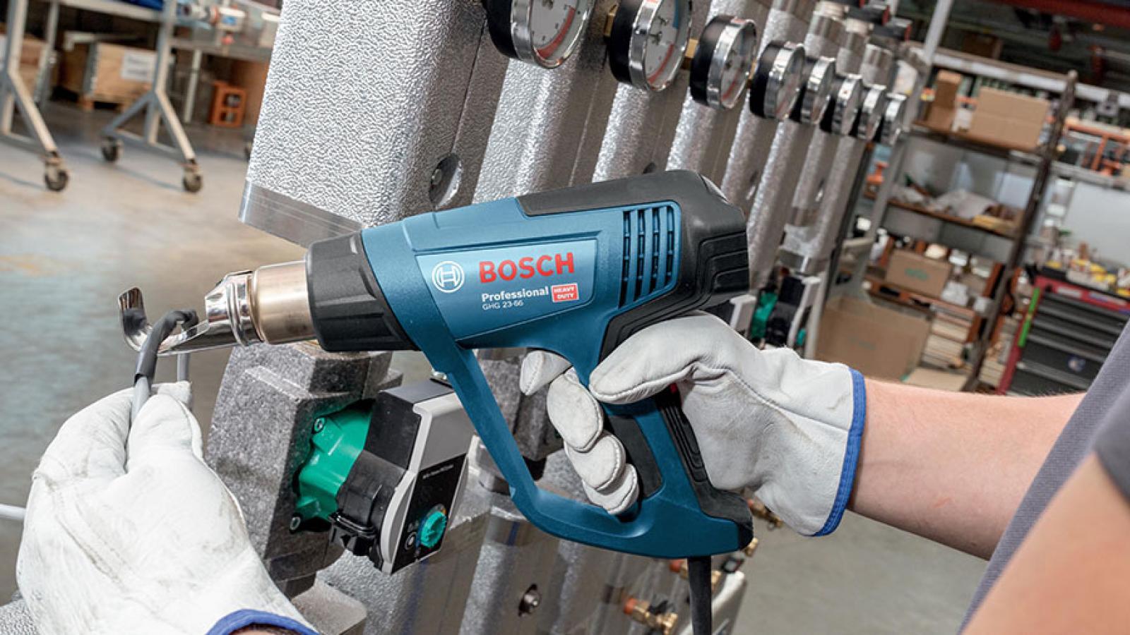 Décapeur thermique GHG 23–66 06012A6300 Bosch professional