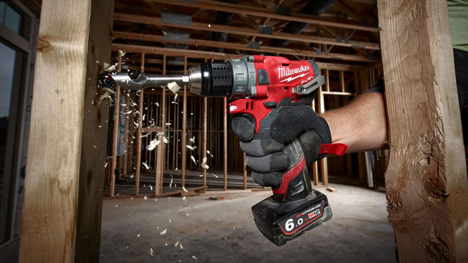Perceuse à percussion Milwaukee M12 FPD-602X