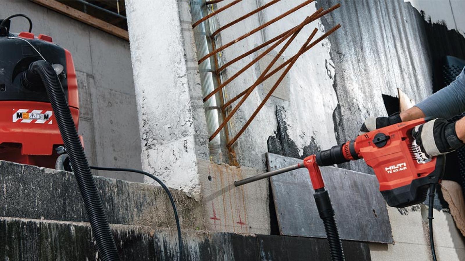 Hilti perforateur burineur TE 50-AVR