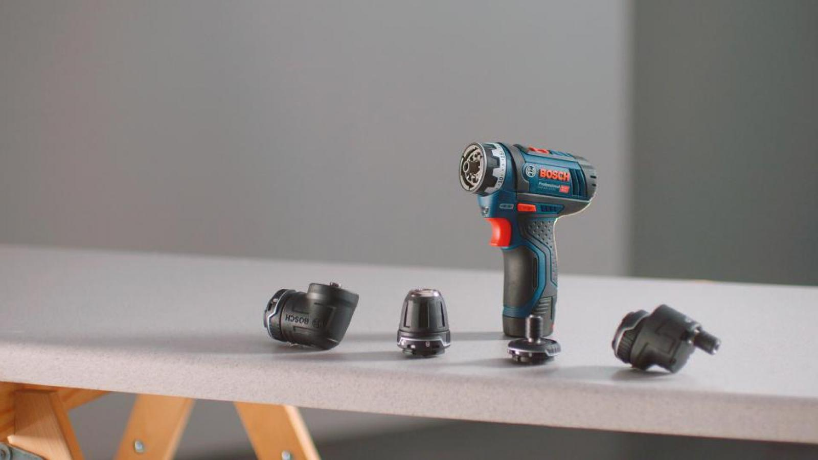 Perceuse-visseuse sans fil GSR 10,8-2-LI Bosch Professional