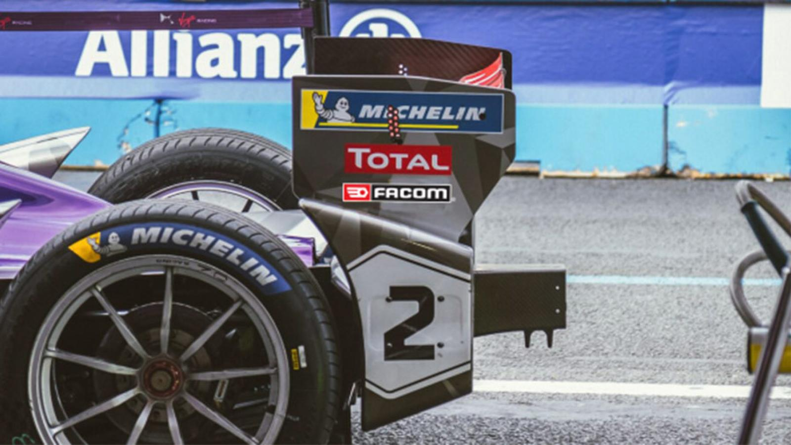 Équipe DS Virgin Racing en formula E