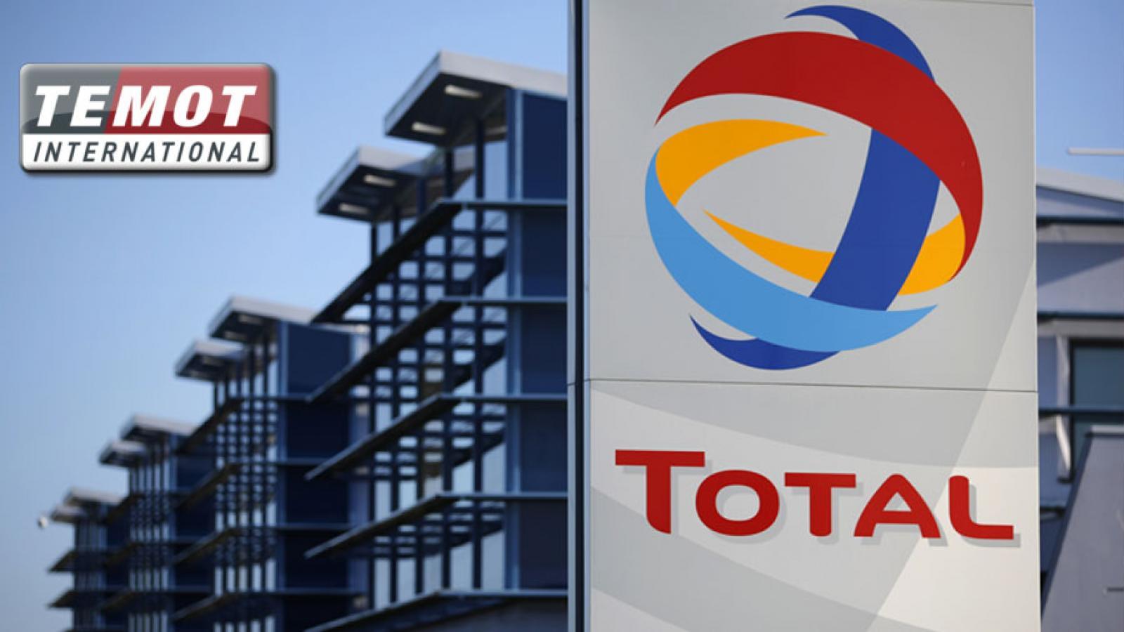 Partenariat Total lubrifiant et Temot international