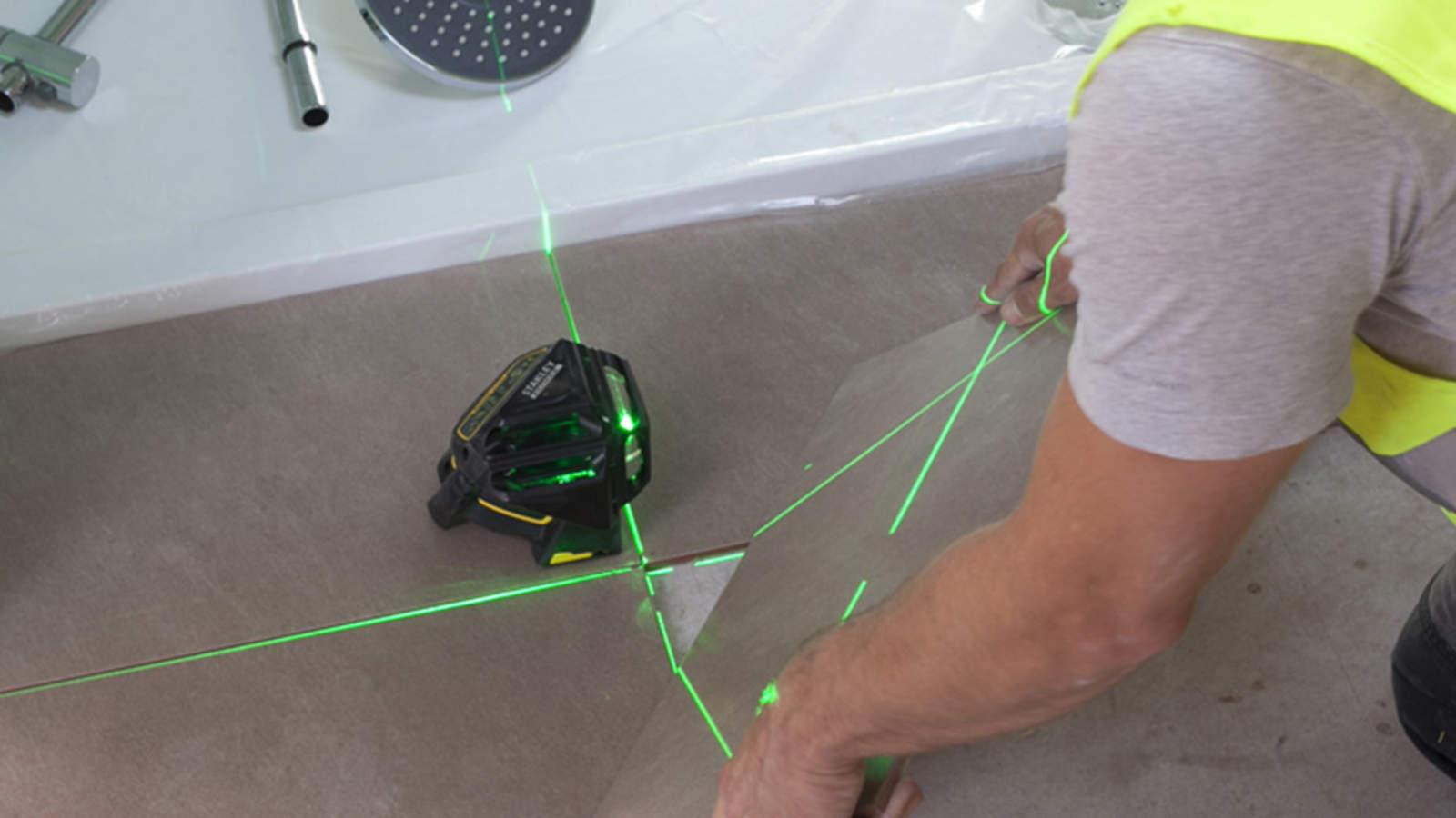 Test et avis du laser multiligne X3G-360° Vert FMHT1-77356 STANLEY FATMAX