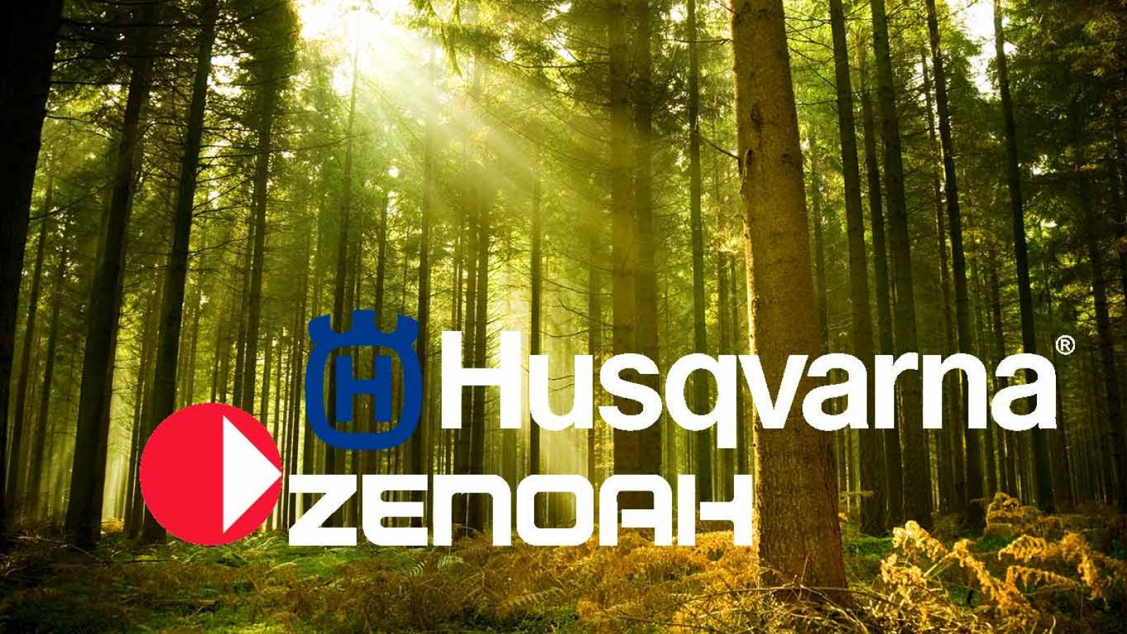 Husqvarna (ré)introduit la marque Zenoah en France