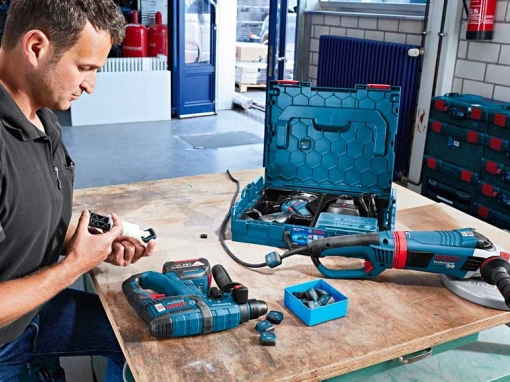 Track My Tools Bosch Professional