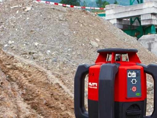 Laser rotatif HILTI PR 300-HV2S