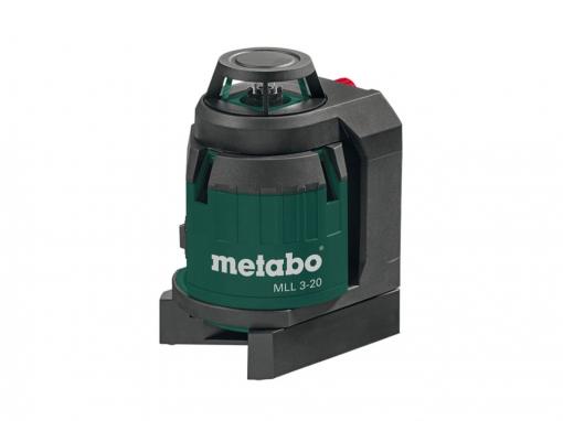 Laser lignes Metabo MLL 3-20