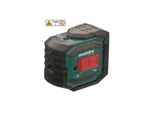 Laser à 5 points Metabo PL 5-30