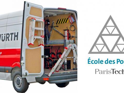 École des Ponts et Chaussées de Paris pilotera un workshop