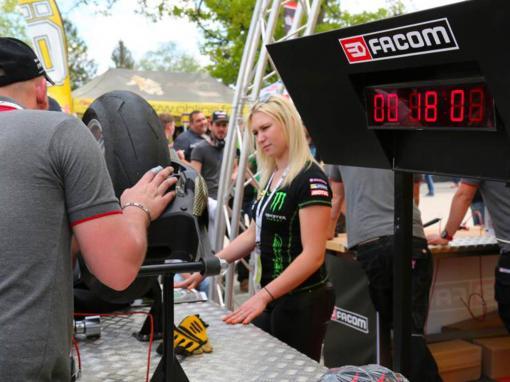 Moto GP 2017 - DEWALT FACOM