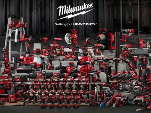 Nouveautés Milwaukee Powertools 2018 Heavy Duty News HDN