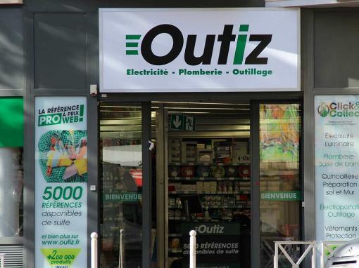 OUTIZ ouvre un nouveau comptoir à Montrouge