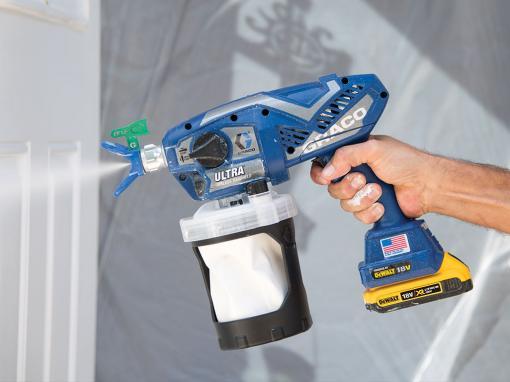 Pulvérisateur de peinture airless Graco ULTRA