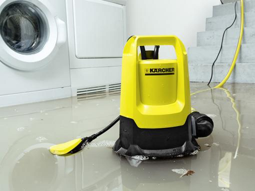 test et avis pompe évacuation Karcher SP 5 Dirt 16455030 pas cher