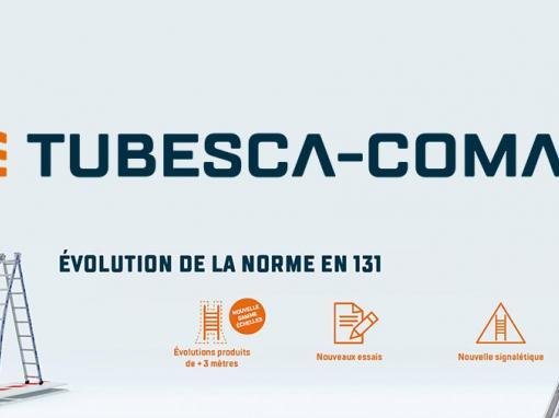 Tubesca-comabi evolutions norme en131