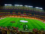 Stade de foot FC BACELONA