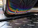 Mesure automatique du niveau d'usure des pneumatiques.