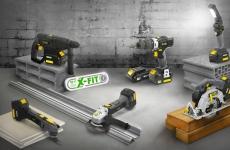 Plateforme d'outils sans-fil X-FIT Far Tools