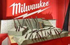 Nouvelle gamme de burins haute performance auto-affûtants Milwaukee