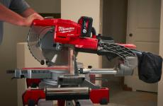 Scie à onglets radiale Milwaukee M18 FMS254