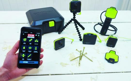 Outils Phone Works RYOBI